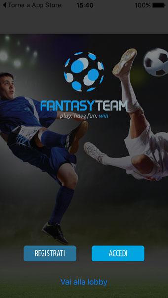 Fantasy Team App