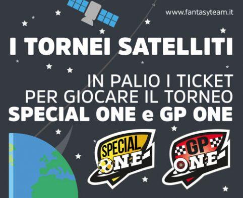 tornei satellite su Fantasyteam