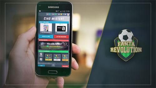 Fantarevolution app iPhone